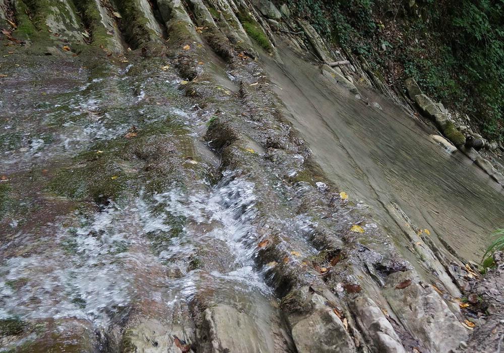 Черная вода в Анапе